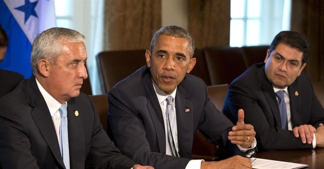 Obama prods GOP on border issue, cites progress