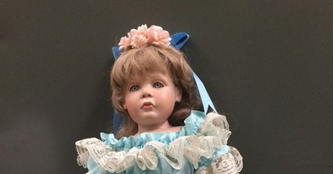 Calif. dolls were meant to spread cheer, not chill