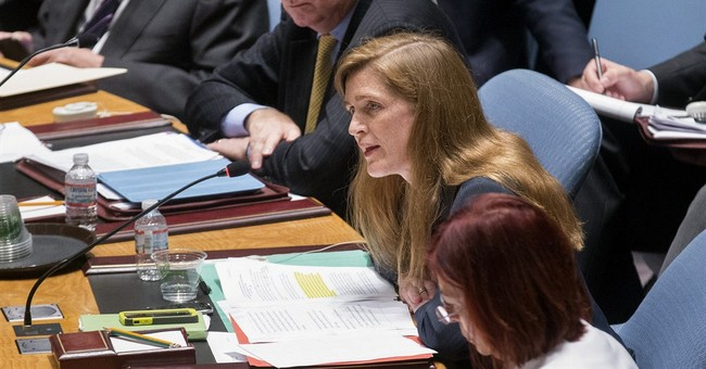 Obama's UN envoy takes lead role in plane response