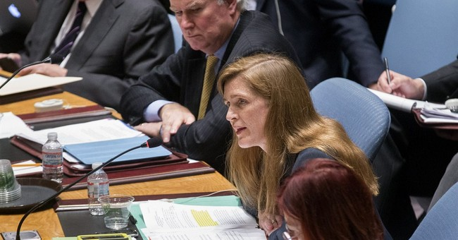 Obama's UN envoy takes lead role in plane response