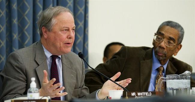 House Ethics panel investigating 2 congressmen