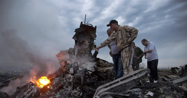 AP Essay: Air tragedies bring grief without order