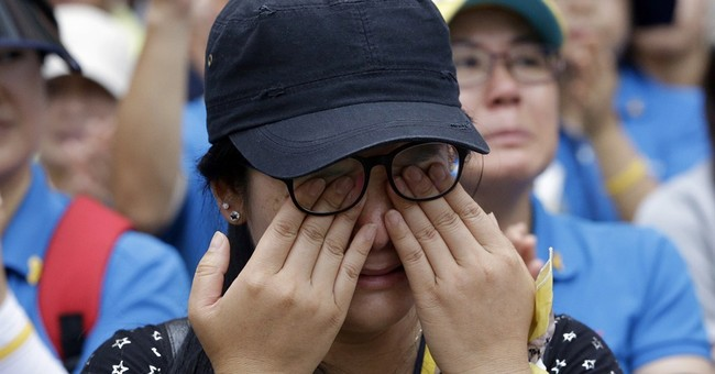 Son of South Korean sunken ferry owner detained