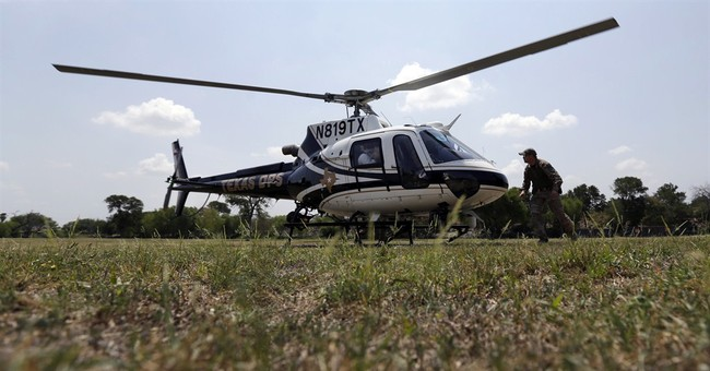 Deterrence a goal and challenge at Texas border