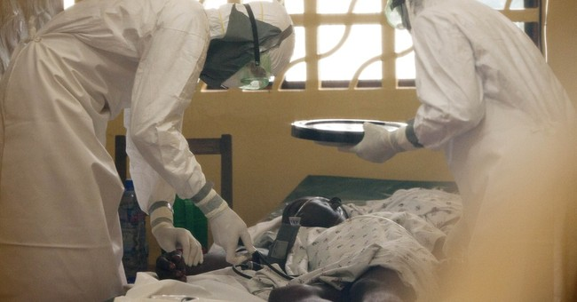 American doctor in Africa tests positive for Ebola