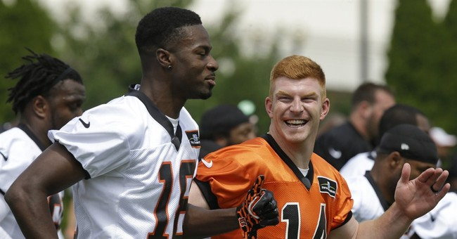 Dalton's future with Bengals secure ... for now