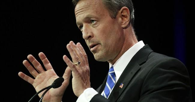 Despite Clinton: O'Malley in Iowa amid 2016 talk
