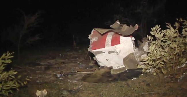 UN finds second black box of Air Algerie jet