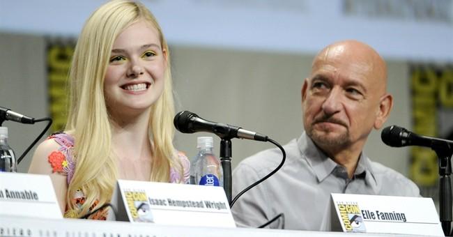 Kingsley voices animated villain in 'Boxtrolls'