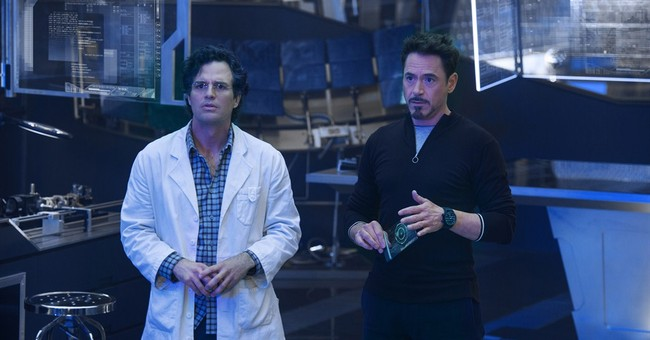 'Avengers' unleash 'Ultron' footage at Comic-Con