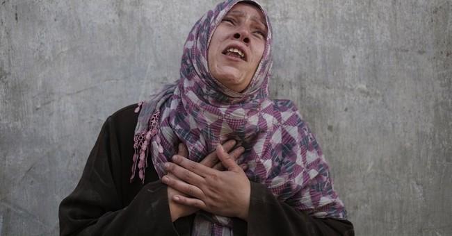 AP PHOTOS: Brief cease-fire halts Gaza war