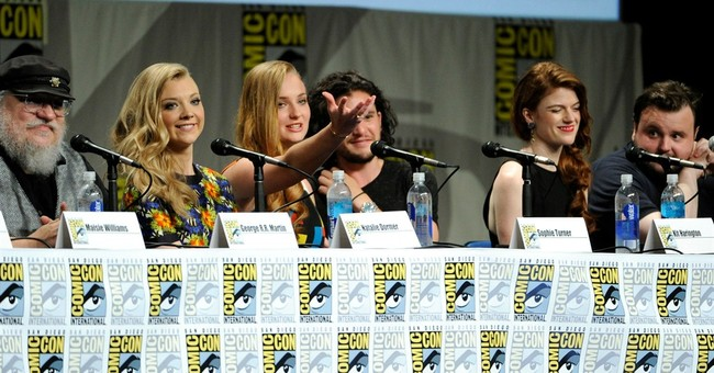 New 'Game of Thrones' actors revealed at Comic-Con