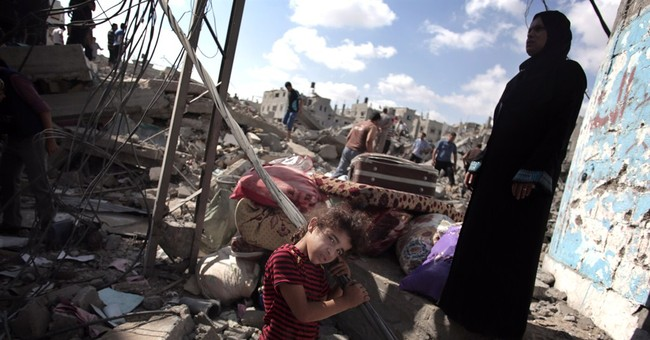 Israel says it's extending Gaza truce for 24 hours