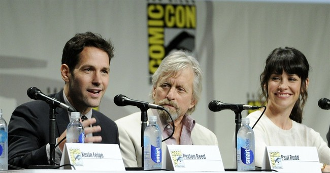 'Ant-Man' cast revealed: Lilly, Douglas, Rudd