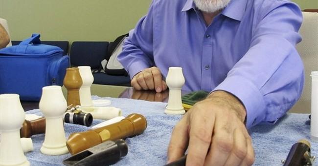 UConn makes 3-D copies of antique instrument parts