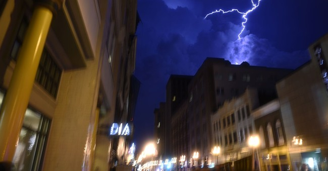 Official: Storms destroy E. Tenn. homes, no deaths
