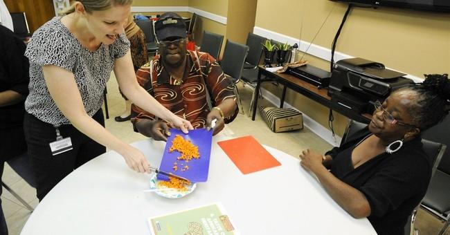 Classes aim to hook US blacks on African foods