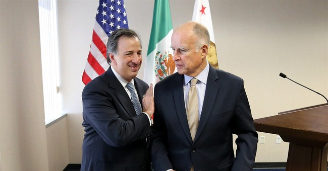 California governor to meet with Mexican president