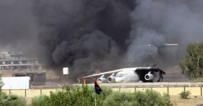 38 killed as Libyan forces battle militias in east