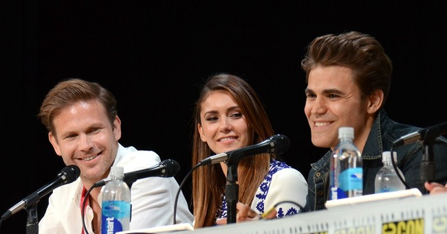 'The Vampire Diaries' takes bite out of Comic-Con