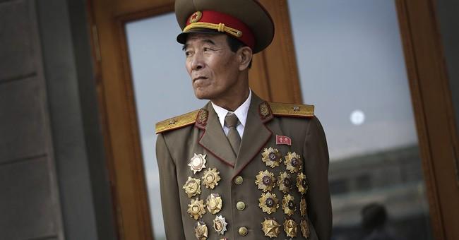 AP PHOTOS: North Korea marks war anniversary