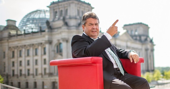 German vice chancellor: press Russian oligarchs
