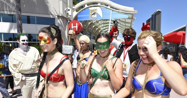 Comic-Con's dark side: Harassment amid the fantasy