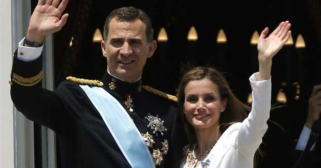 New Spain king moves to clean up palace's image