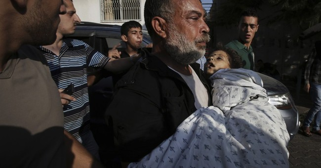 Hamas, Israel trade blame for deaths of 9 children