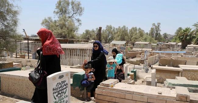 Iraq police find 17 bodies, some bound, in Baghdad