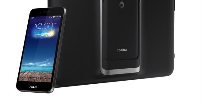 Gadget Watch: PadFone novel as phone-tablet hybrid