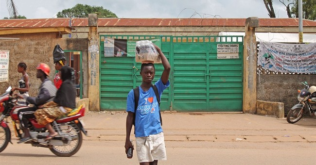 Liberia president orders new anti-Ebola measures