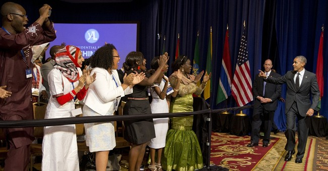 Obama: Female oppression crippling parts of Africa