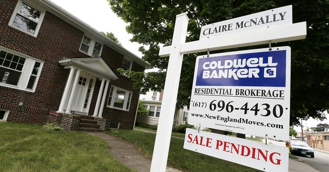 Contracts to buy US homes slip in June