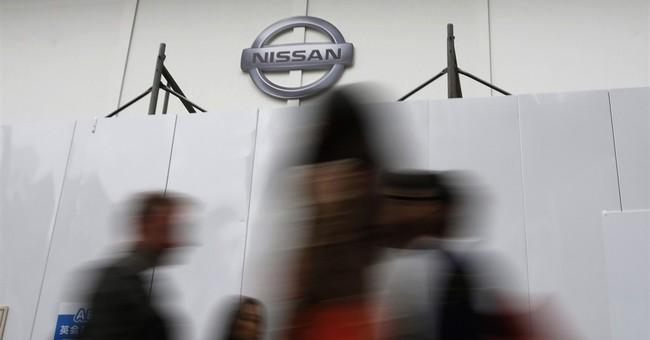 Nissan profit rises on strong sales, cheap yen