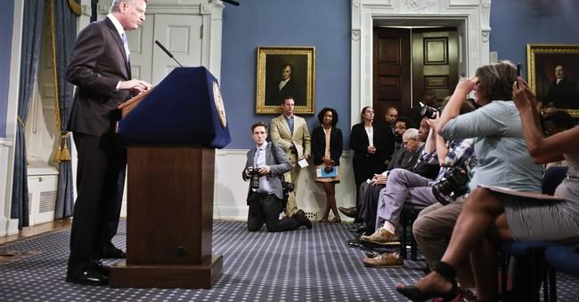 De Blasio vows to improve NYPD-community relations