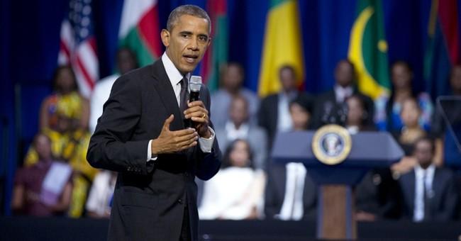 Obama: Female oppression crippling parts of Africa