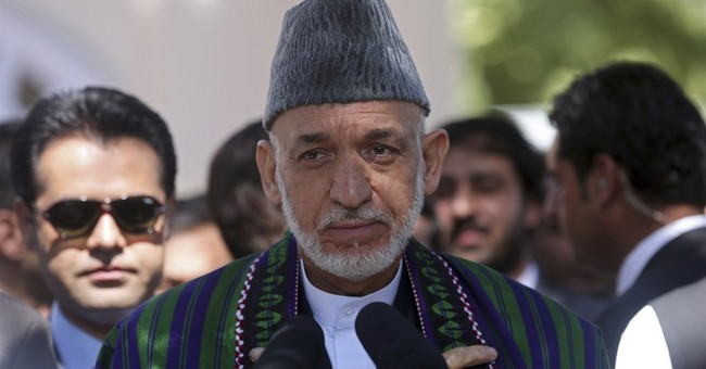 Outgoing Karzai says Afghans need new president