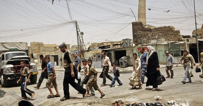 In Iraq's Mosul, radicals unleash their vision