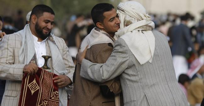 Muslims mark end of Ramadan with Eid celebrations
