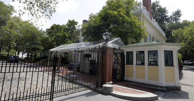 Mayor, family now live in historic Gracie Mansion