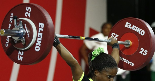 16-year-old Nigerian weightlifter fails drug test