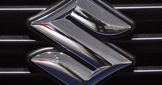 Suzuki recalls nearly 26,000 cars for fire risk