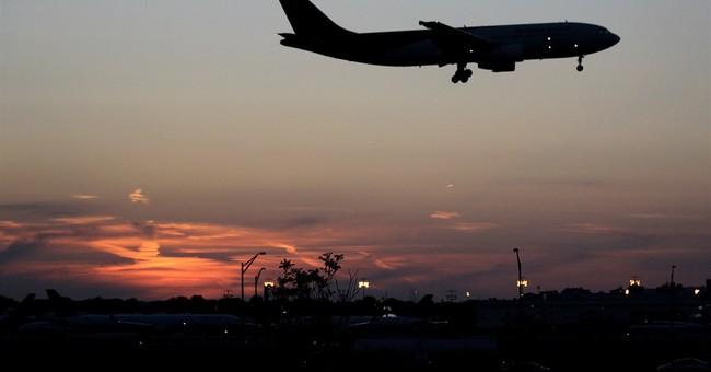Avoiding plane crashes as air traffic doubles