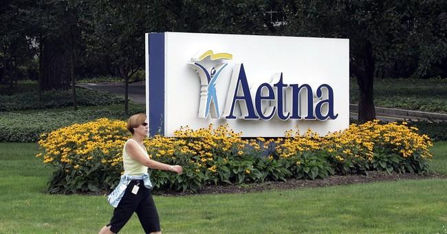 Aetna 2Q profit rises 2.4 percent