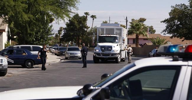Vegas victim: Crime spree was 'total terror'
