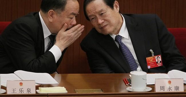 China: Ex-security czar Zhou under investigation