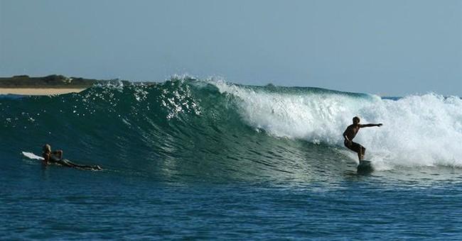 Madagascar billed as surfing paradise
