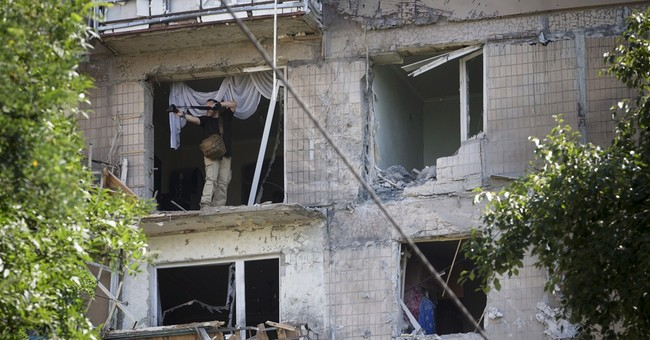 Shelling adds to mounting civilian toll in Ukraine