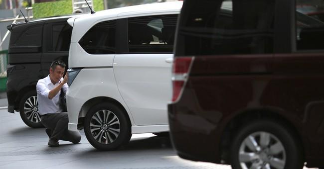 Honda's quarterly profit up on Asian sales growth